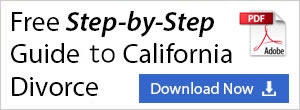 Free Step-byStep Guide to California Divorce